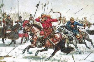 Orta Çağ'da Askeri Organizasyonlar