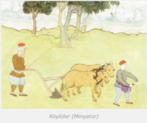 Osmanlı Ekonomisinin Kaynakları (İnsan/Toprak)