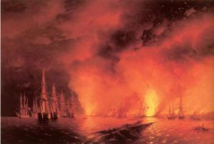 1768-1774 Osmanlı – Rusya Savaşı ve Küçük Kaynarca Antlaşması