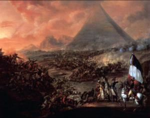 Fransa'nın Mısırı İşgali ve Fransa'nın İki Yüzlü Politikası