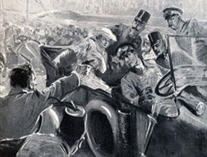 1. Dünya Savaşının Başlaması ve Osmanlı Devlet'inin Savaşa Girişi