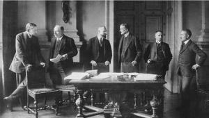 I. Dünya Savaşı Sonunda İmzalanan Antlaşmalar ve I. Dünya Savaşının Sonuçları