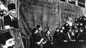 İzmir İktisat Kongresi (I. İktisat Kongresi) 1923