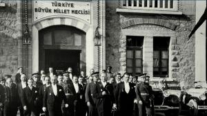 II. TBMM'nin Açılışı (11 Ağustos 1923)