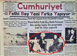 Serbest Cumhuriyet Fırkası (1930)