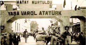 Hatay'ın Türkiye'ye Katılışı (1939)
