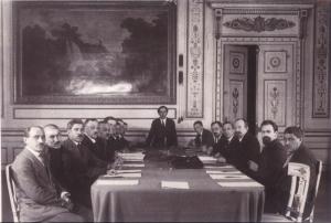Moskova Antlaşması (16 Mart 1921)