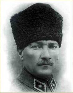 Mustafa Kemal'in Hayatı (I. Dünya Savaşına Kadar)