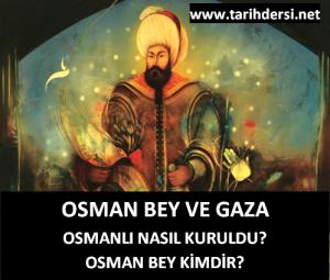 Osman Bey ve Uçlarda Gaza