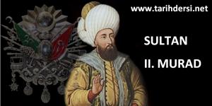 Sultan II. Murat