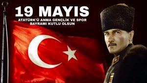 19 Mayıs Atatürk'ü Anma, Gençlik ve Spor Bayramı İle İlgili Kompozisyon Örneği