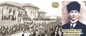 Konu 1: Atatürk Dönemi'nde İç Politikadaki Başlıca Gelişmeler