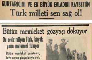 Konu 3: Atatürk'ün Ölümü ve İsmet İnönü'nün Cumhurbaşkanı Seçilmesi