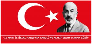 İstiklal Marşı ve Mehmet Akif Ersoy Konulu Kompozisyon